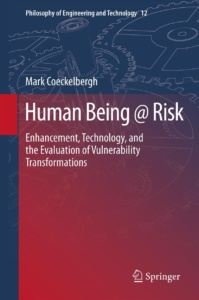 Cover of the book Human Being @ Risk by Mark Coeckelbergh