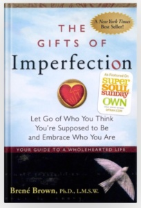 Cover of the book The Gifts of Imperfection by Brene Brown